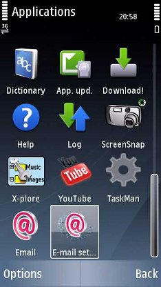 Nokia Messaging Setup 1
