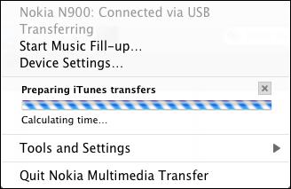 NMT - Transfer