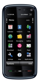 Nokia 5800 XpressMusic mobile phone