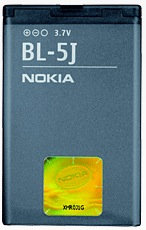 Official Nokia BL-5J battery