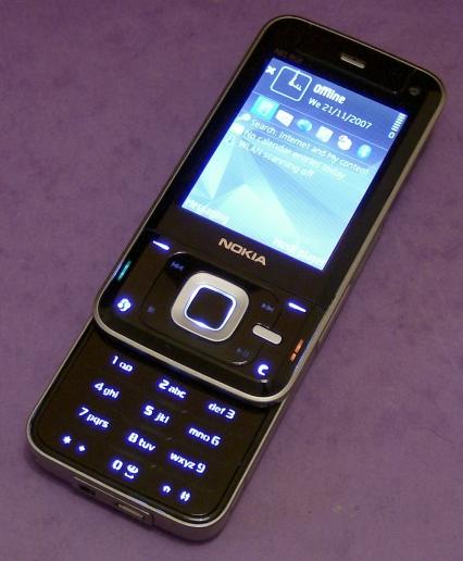Nokia N81 Software