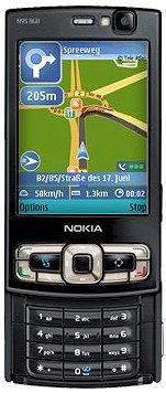 Apple iPhone против Nokia N95 8Gb
