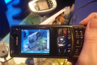 N80 Camera Mode