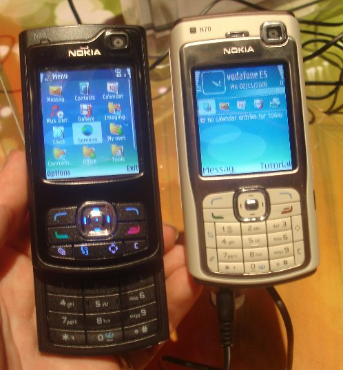 Nokia N80 Preview