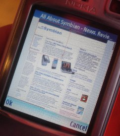 N80 Web Browser