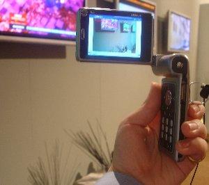 N92 in camera mode