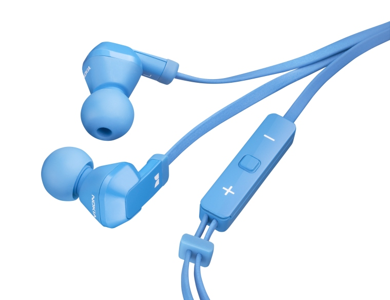 Nokia Purity in-ear headphones