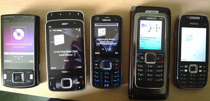 The next 5 phones to go through the Boombox test!