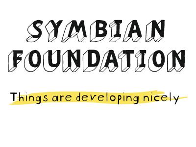 Symbian Foundation branding