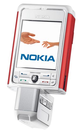 Nokia 3250 gets a refresh