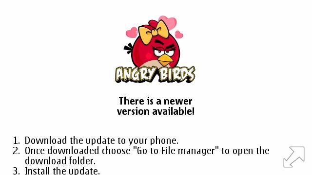 Angry Birds Valentines