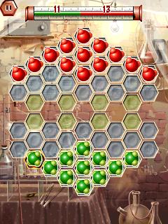 Hexxagon two player