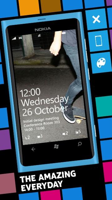 Lumia 800 preview