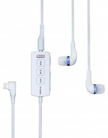Nokia Mobile TV headset
