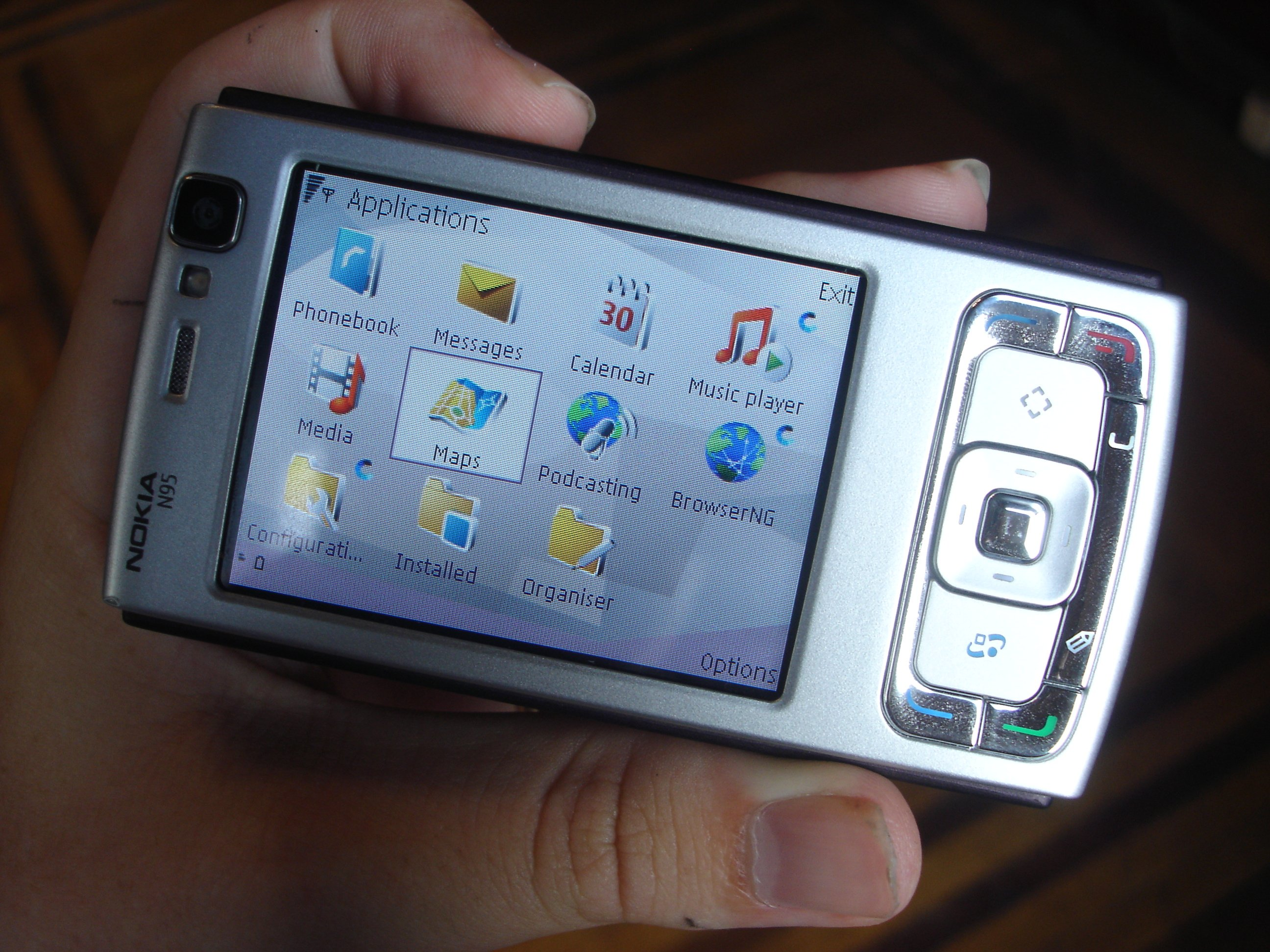 updated Official Nokia - N95