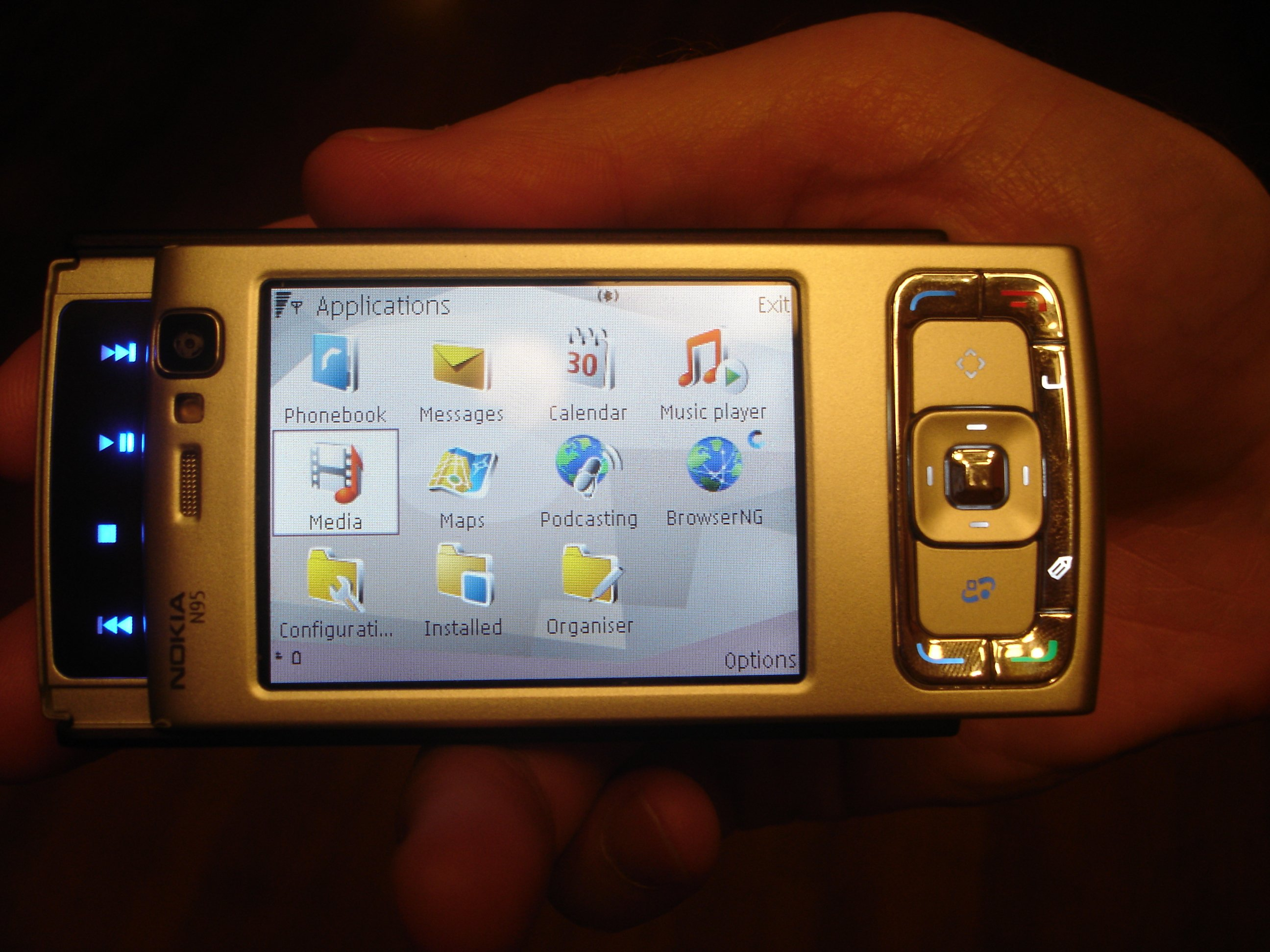 Download rotation nokia n95 software
