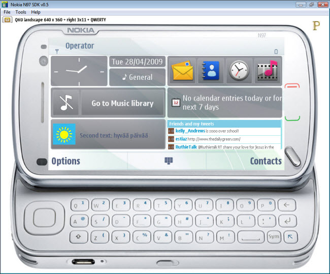 emulador nokia n97