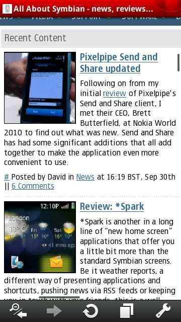 Operan Mobile 10.1 Beta 2