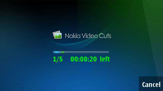 Nokia Video Cuts S60V5 SYMBIAN OS 9.4 SIGNED