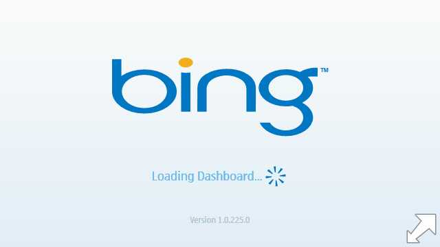 Bing (Silverlight) in the S60 Browser
