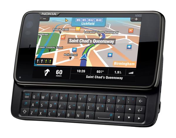 Sygic N900