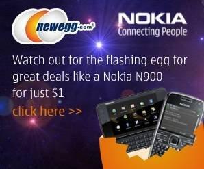 New Egg N900 Promo