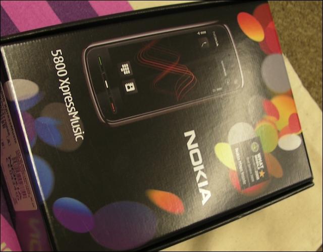 Nokia 5800 Retail