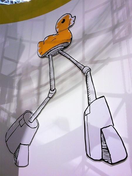Symbian Robot Duck