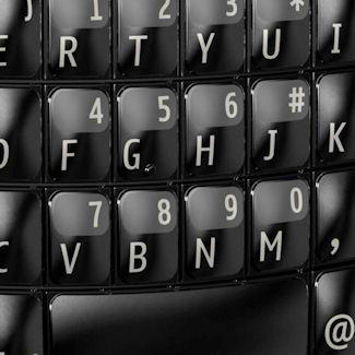 Nokia E6 detail 2