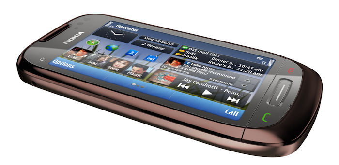 Nokia c7 00 symbian3 goes mid tier reheart Images