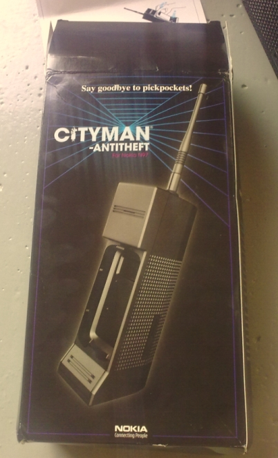 Cityman box