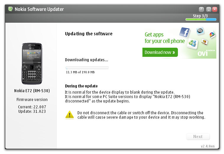 download 4shared app for nokia e72