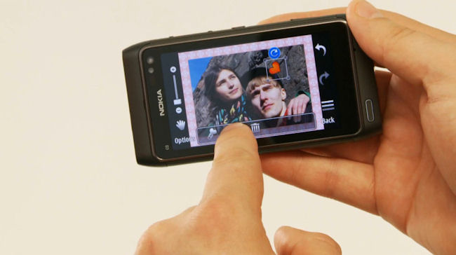 Nokia N8 Photo Editor