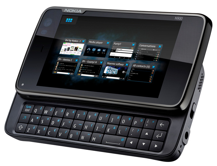 The N900 - awesome device, uncomfortable keyboard
