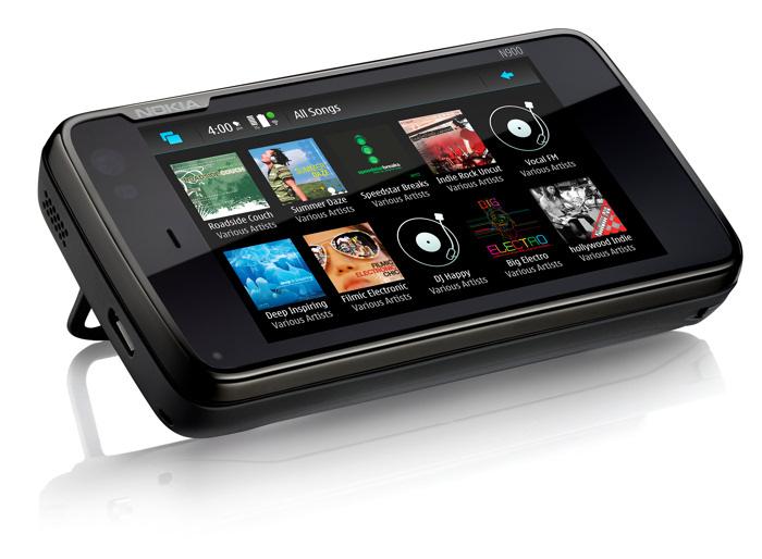 N900 Music