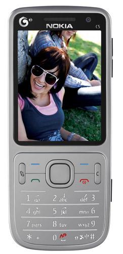 Nokia C5-01