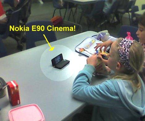 E90 cinema