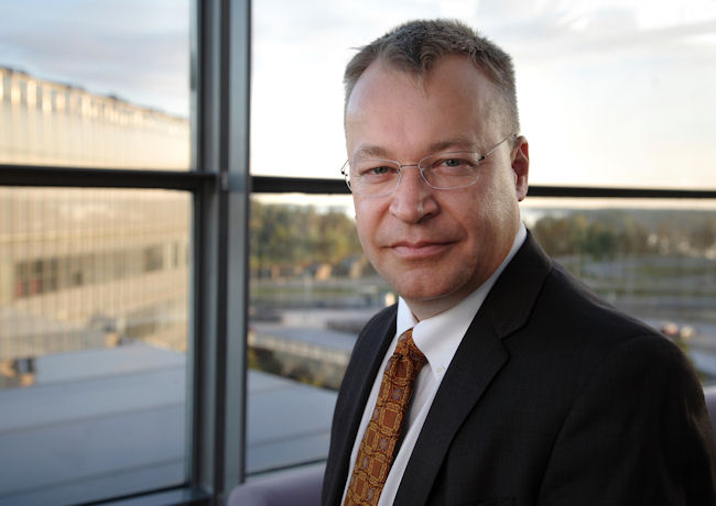 Elop - new Nokia CEO