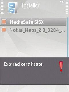 Expired!