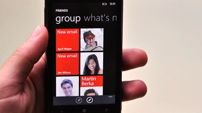 126774a99b Deeper social networking integration  Mango adds Twitter and LinkedIn  integration to Windows Phone. These will both operate in the same way as  the Facebook ...