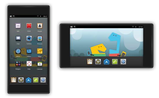 MeeGo Handset UX