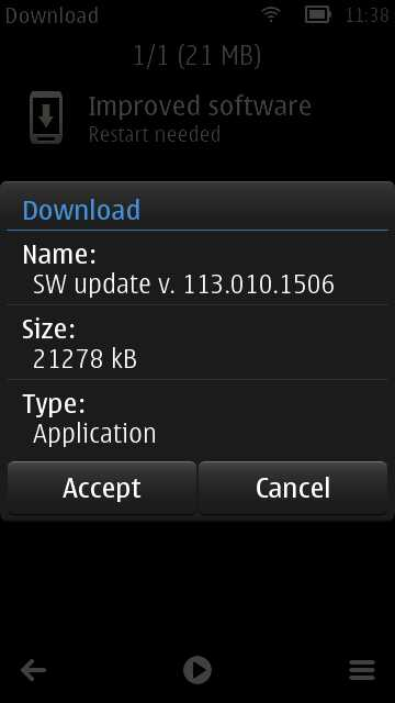 Belle fp2 firmware update for 808 pureview, 701, 700 and 603.