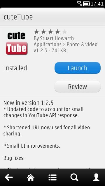 CuteTube 1.2.5