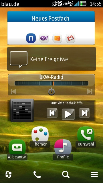 Screen CFW