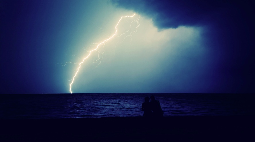 Lightning and love