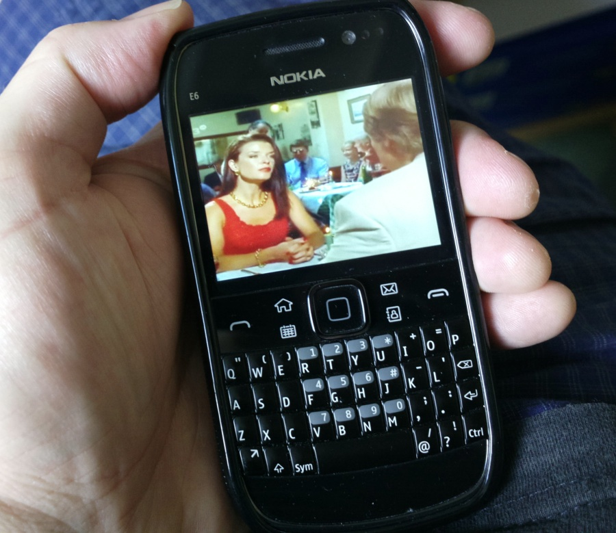 TV Catchup on the Nokia E6