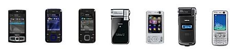 Next Gen Ngage compatible phones