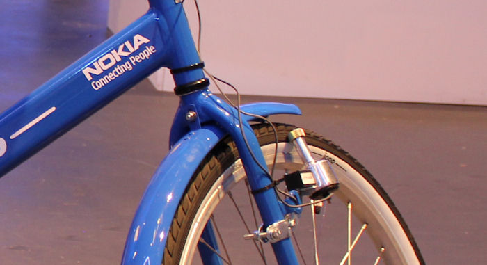 Nokia Bike Charger