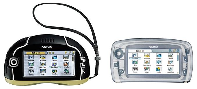 Nokia 7700 and Nokia 7710