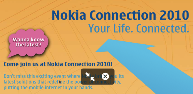 Nokia Connection 2010